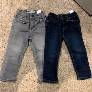 Old Navy Karate Skinny Jeans